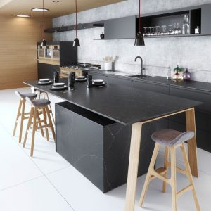 SILESTONE ETERNAL CHARCOAL