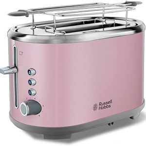 TOSTADOR RUSSELL HOBBS 25081-56 BUBBLE ROSA